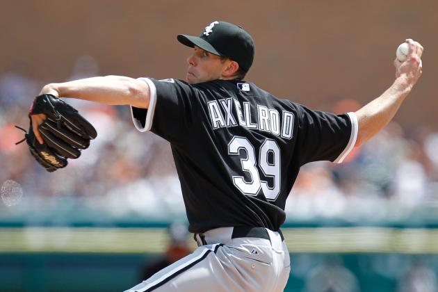Chicago White Sox 2013 Pitching Staff: Where Does Dylan Axelrod Fit?