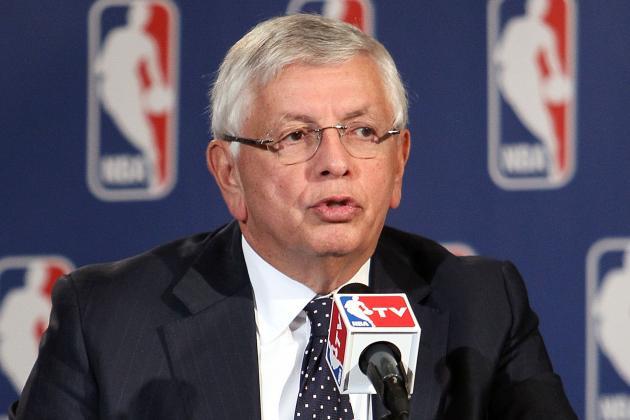 Spurs Nation  Stern Promises 'substantial Sanctions' for Spurs' Decision