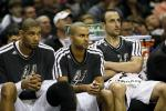 Stern Threatens Spurs with Sanctions for Sitting Stars vs. Heat