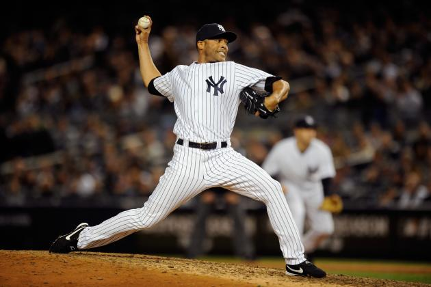 Mariano Rivera, New York Yankees Officially Agree to One-Year, $10M Deal