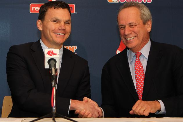Boston Red Sox President Larry Lucchino Hints Team Is Done with Big Contracts