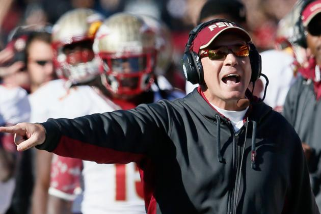 FSU Seminoles Not Too Perturbed by Recent Spate of Turnovers