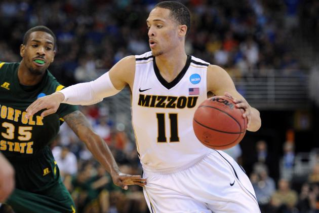 Report: Michael Dixon Done at Missouri