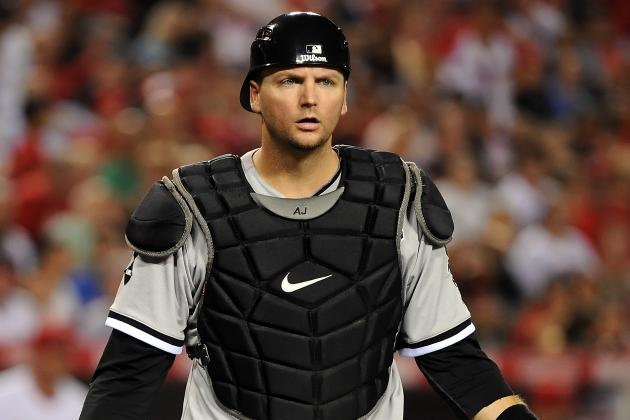Dodgers Could Be Surprise Suitor for A.J. Pierzynski