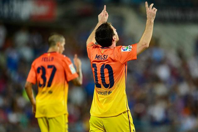 Lionel Messi: Barca Star Is a Lock for FIFA's Ballon d'Or Award