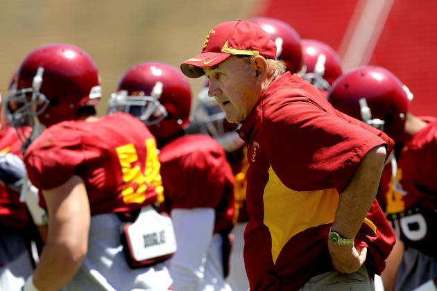Monte Kiffin Will Reportedly Resign from USC to Pursue NFL Opportunities