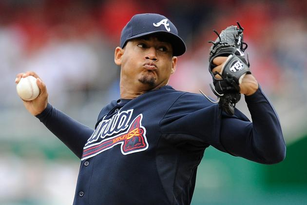 Braves Plan to Non-Tender Jair Jurrjens