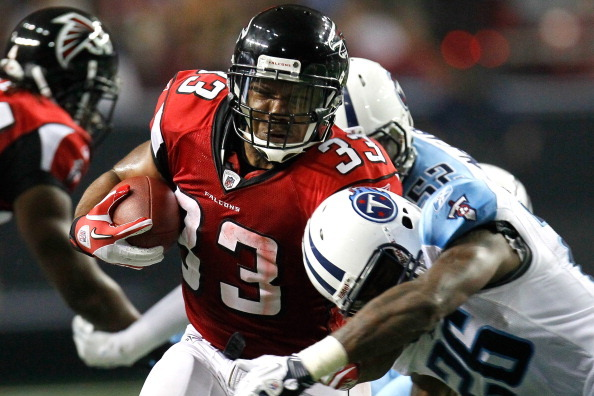 Regardless of Numbers, Michael Turner Must Be Falcons Go-to Running Back