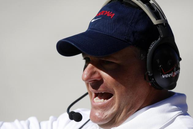 Arizona Football: Despite ASU Loss, Rich Rodriguez Proves His Worth in Year One