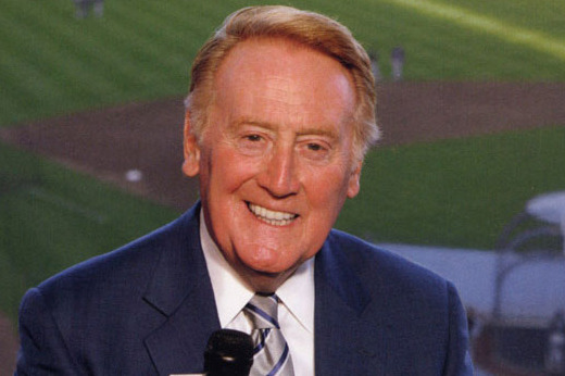 One Day Only: Vin Scully to Take over Dodgers' Twitter Account
