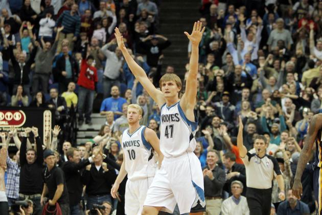 How Andrei Kirilenko Saved the Minnesota Timberwolves' 2012-13 Season