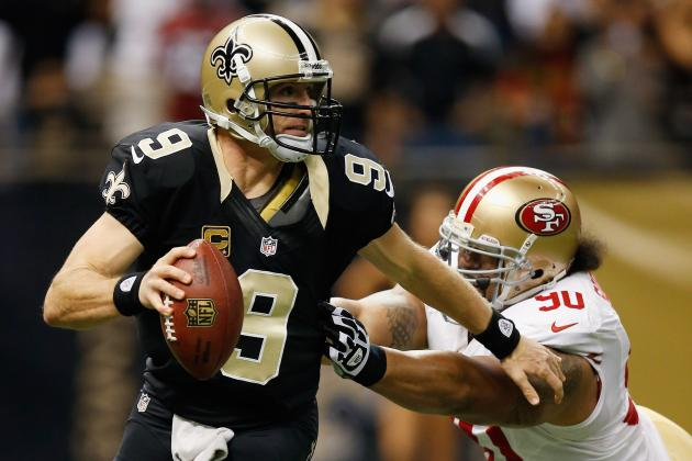 Is Drew Brees Really an Elite NFL Quarterback?