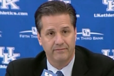 Kentucky Basketball Falls to Notre Dame 64-50