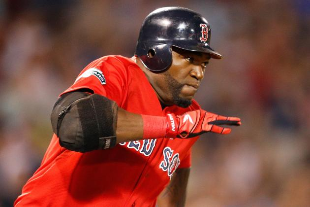Ortiz Ahead of Schedule, Not Fully Recovered