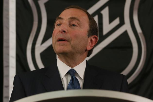 NHL Lockout: NHL Puts on More Pressure as Mediation Fails