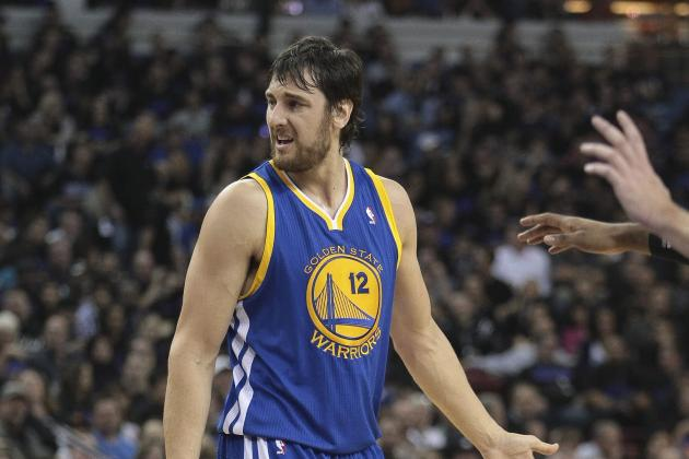 Andrew Bogut's Ankle Injury Will Sink Golden State Warriors Playoff Dreams