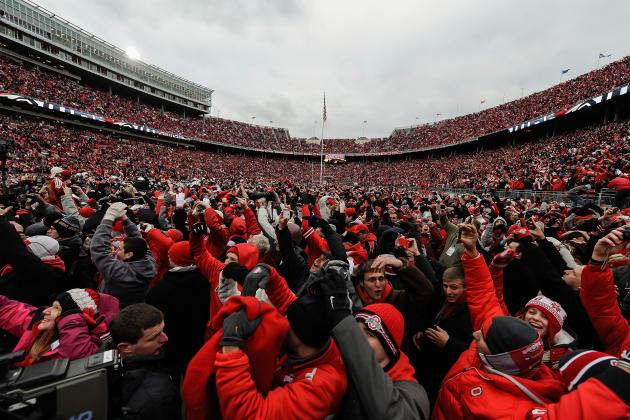 Ohio State Football: Celebrating OSU'S Pointless Perfection