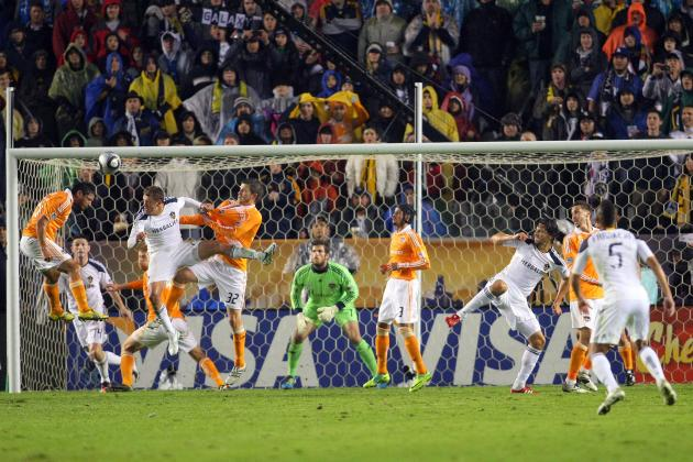 2012 MLS Cup: Bold Predictions for LA Galaxy vs. Houston Dynamo