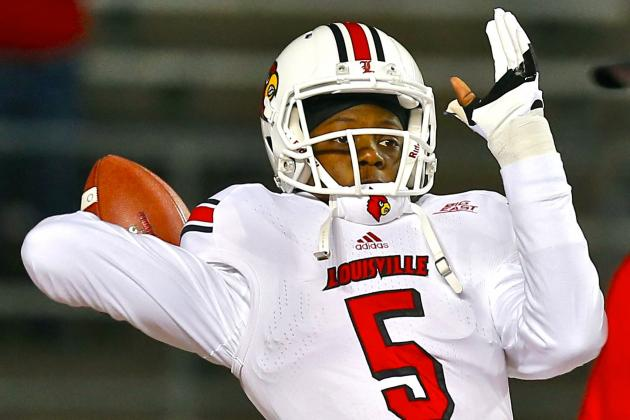 Louisville vs. Rutgers: Live Scores, Analysis and Results