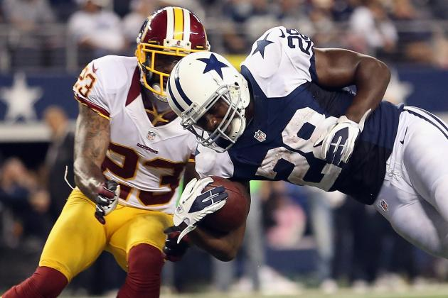 DeAngelo Hall Fined Twice for Infractions Against Cowboys