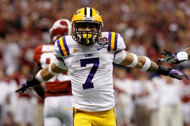 Honey Badger: Tyrann Mathieu Smart to Enter NFL Draft