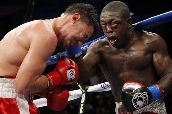 Guerrero's Body Barrage Made Berto Urinate Blood