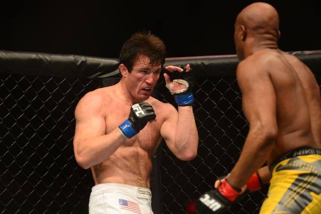 UFC: How Would Continental Showdown Fights Go Down?