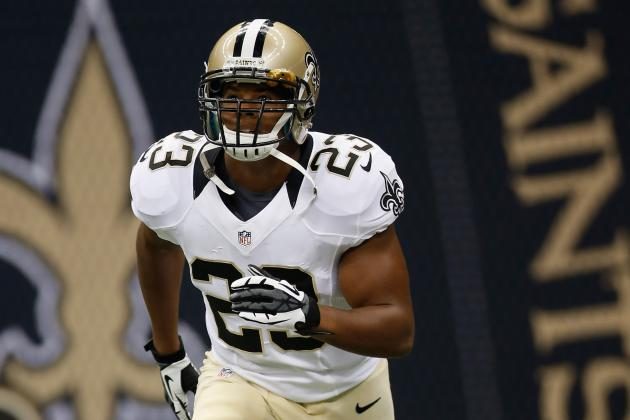 Pierre Thomas: Updated Fantasy Outlook & Analysis for Saints RB