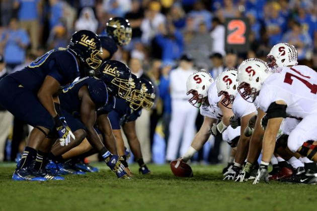 Pac-12 Championship 2012: UCLA Won't Stop Stanford from Playing in Rose Bowl