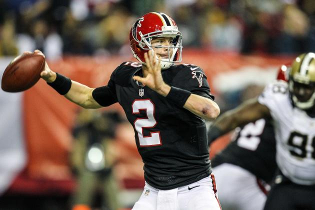 Has Matt Ryan Overtaken Drew Brees as NFC South's Best Quarterback?