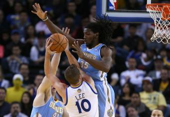 My God, Kenneth Faried
