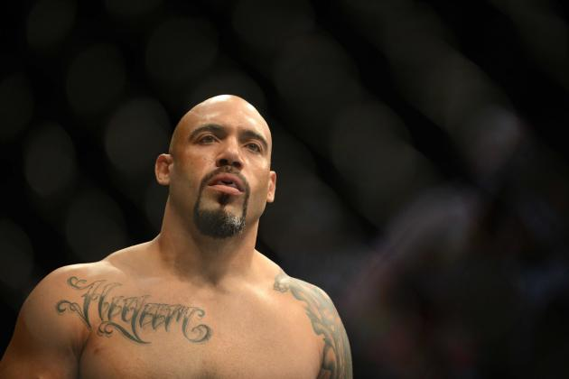 Lavar Johnson Injury Forces Himself and Brendan Schaub off UFC on Fox 5 Card