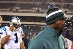 Vick's Concussion Symptoms Worsening, Could Miss Rest of Season