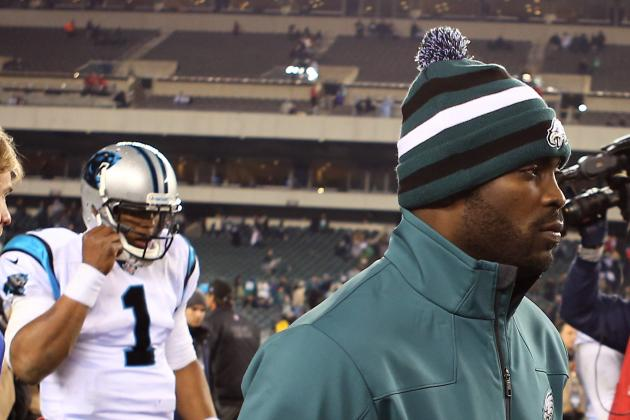 Michael Vick Could Miss Rest of Season