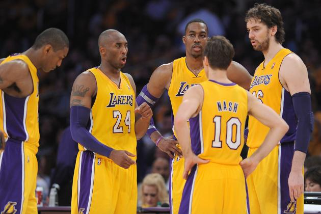 Why the Los Angeles Lakers Are Still Favorites in the Western Conference