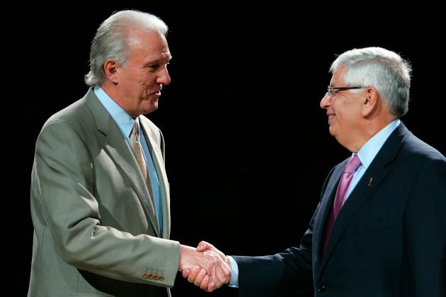 NBA: David Stern Should Look in Mirror Before Going After San Antonio Spurs