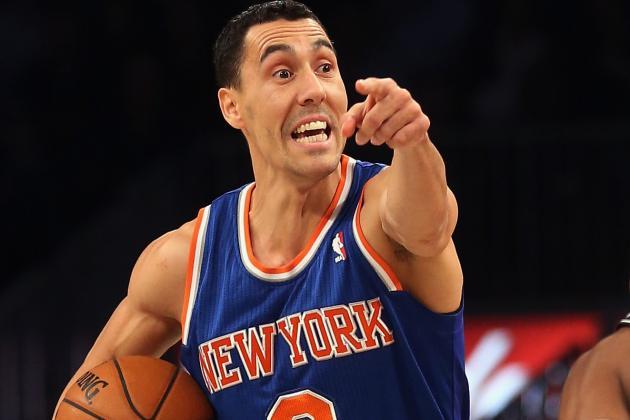 Prigioni Key for NY Knicks with Jason Kidd Missing Time