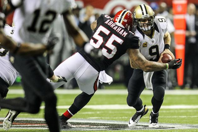 Saints vs. Falcons: Drew Brees' Worst Game Kills New Orleans Comeback Season