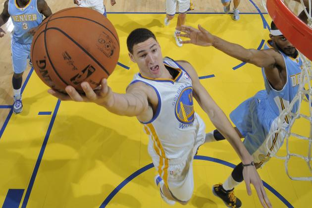 Denver Nuggets vs. Golden State Warriors: Live Score, Results and Highlights