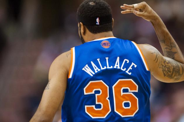 How Rasheed Wallace's Poor Shot Selection Impacts the New York Knicks Offense