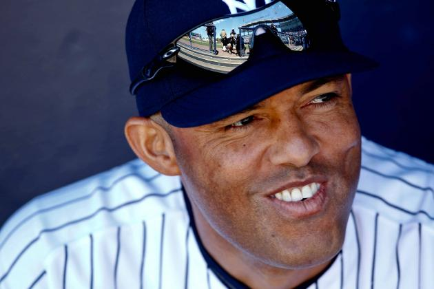 Mariano Rivera and Yankees Agree to 1-Year Deal