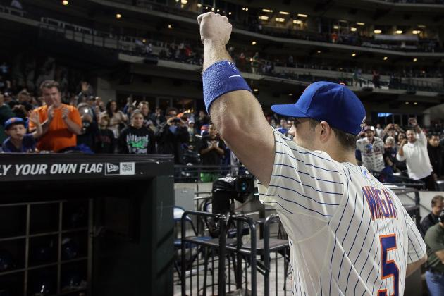 David Wright Agrees to $140 Million Contract with New York Mets