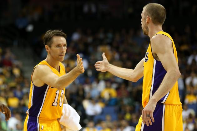Steve Blake Injury Puts Increased Pressure on Steve Nash to Deliver Immediately