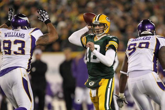 Packers Preview: Why an Unbalanced Attack Will Beat the Vikings