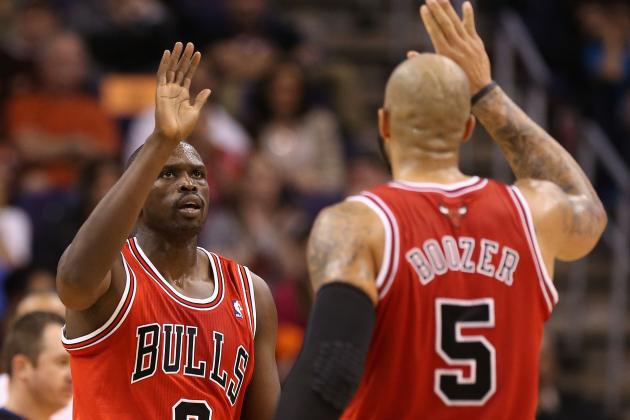 Chicago Bulls Must Consider Trading Luol Deng During or After This Season