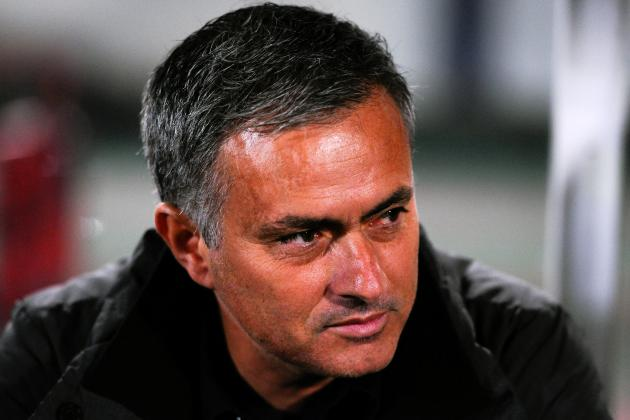 Mourinho 'Willing' to Join City?
