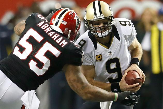 Brees Takes Blame for Clock Issues to End First Half