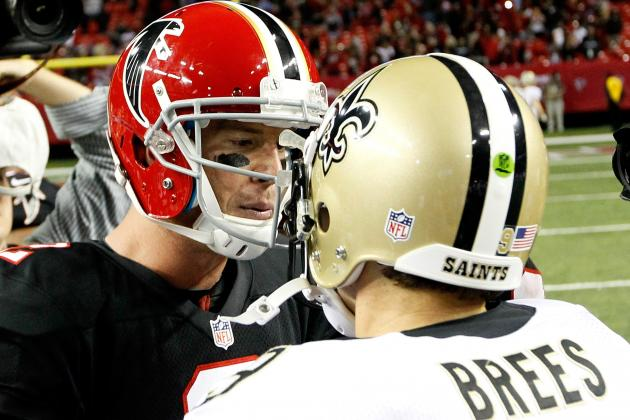 New Orleans Saints' Loss to Atlanta Falcons Is on Drew Brees
