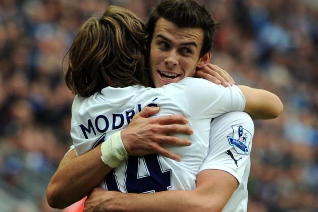 Andre Villas-Boas Has Told Former Tottenham Midfielder Luka Modric