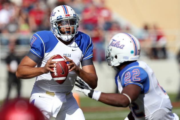 Tulsa vs Central Florida Odds: Conference USA Championship Game Betting Preview